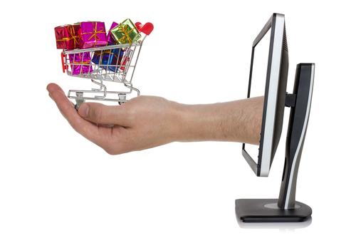 online shoppen webshop