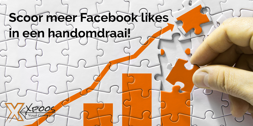 scoor meer likes facebook