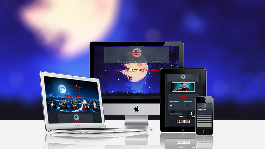 Webdesign-Twilight-Fantasy