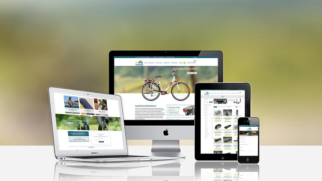 Webshop-E-bikewereld